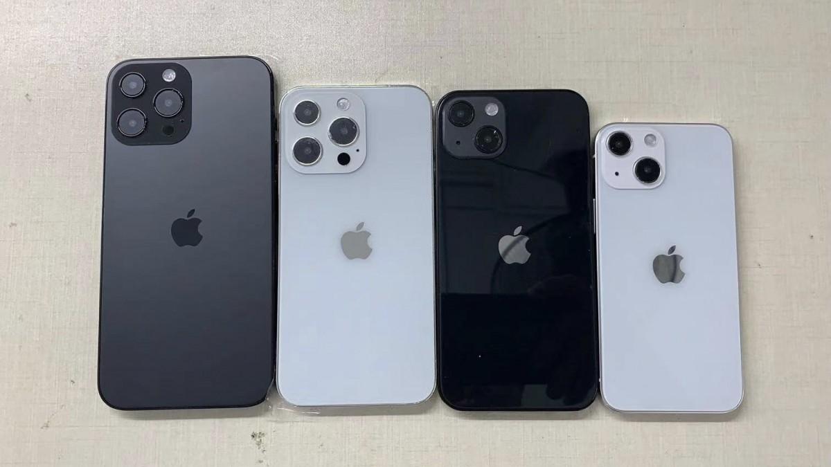 Как будут выглядеть все версии iPhone 13 (ФОТО) - фото 2