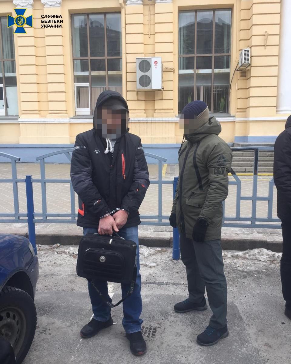 В Харькове задержали агента ФСБ РФ: подробности (ФОТО, ВИДЕО) - фото 3