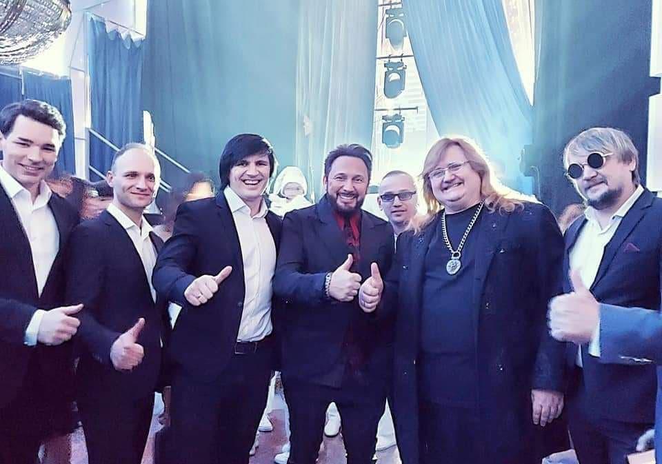 Кто из украинских звезд развлекал Лукашенко на Новый год - фото 2