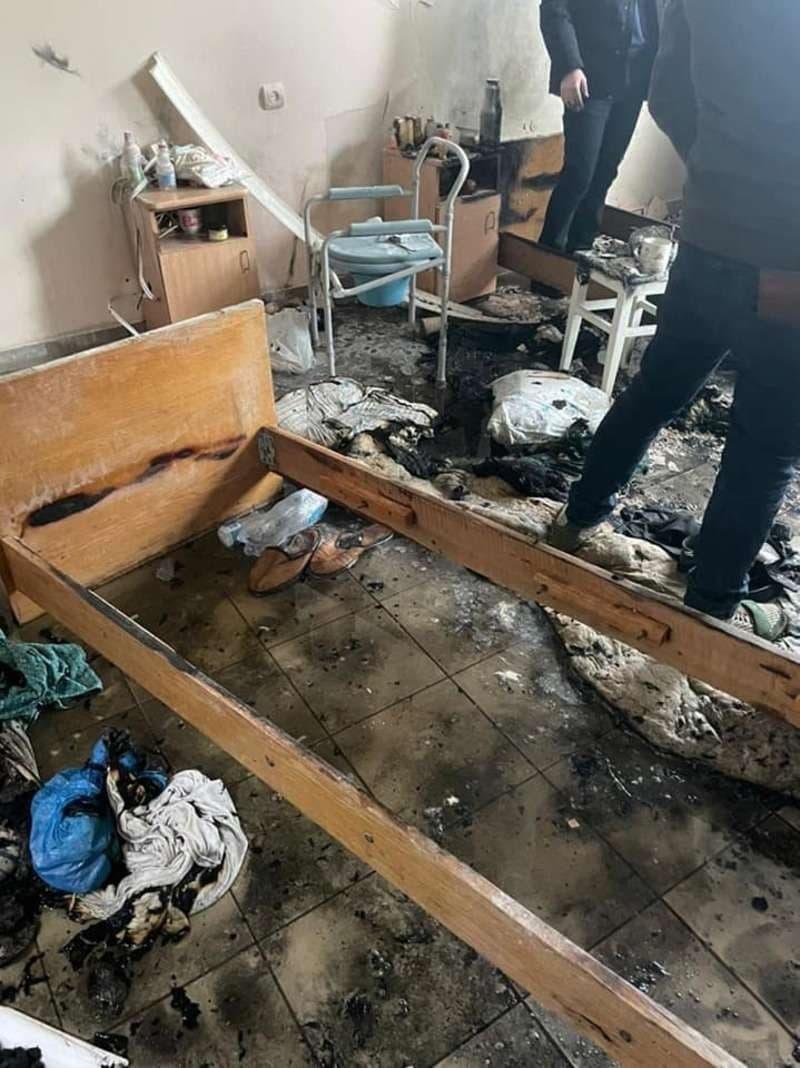 У Чернівцях горіла лікарня, де знаходяться коронавірусні хворі: є жертви (ФОТО, ВІДЕО) - фото 3