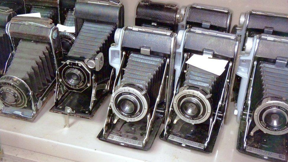 От стереоскопических до 3D-камер: британец собрал уникальну коллекцию фотоаппаратов - фото 7