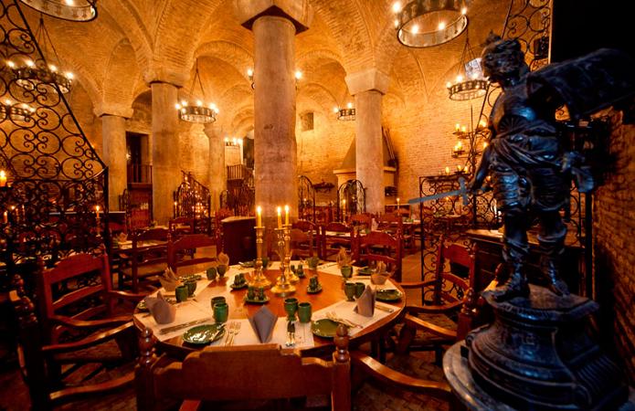 Необычные рестораны мира, которые, однозначно, стоит посетить - фото 7