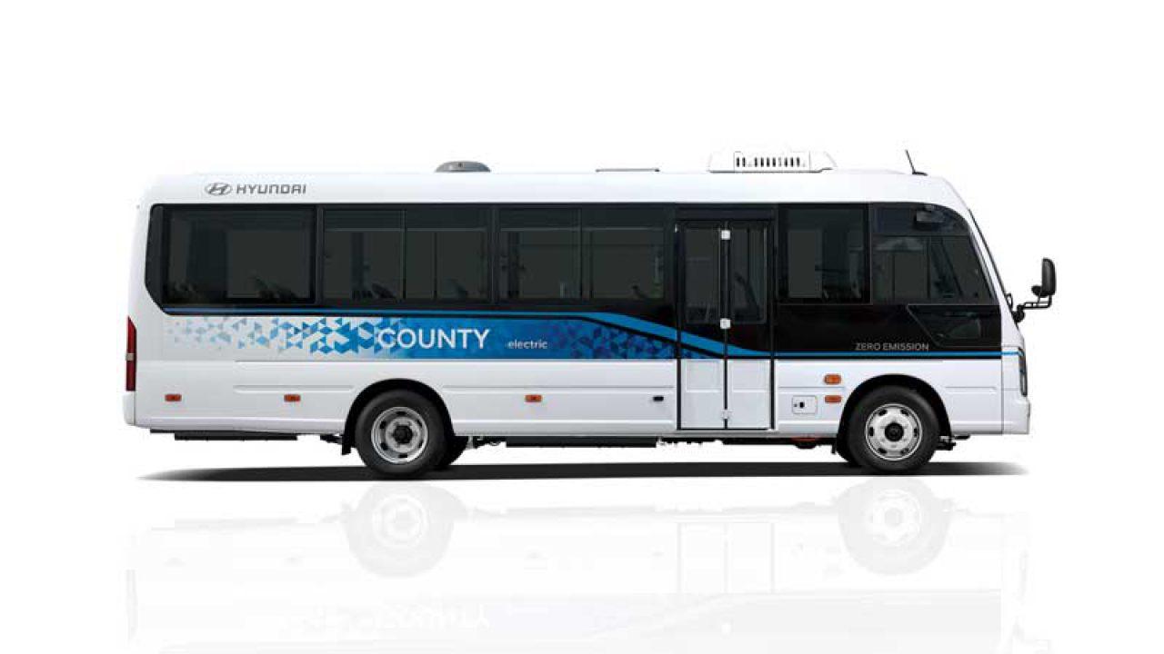Автопроизводитель Hyundai представил первый электрический микроавтобус - фото 2