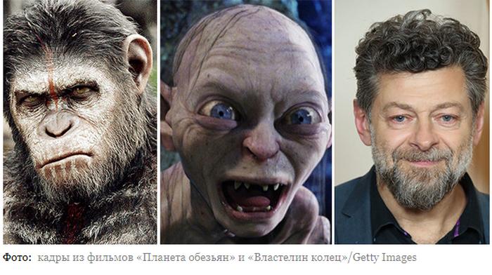 Срываем маски: 5 актеров, которых не узнать без грима - фото 5