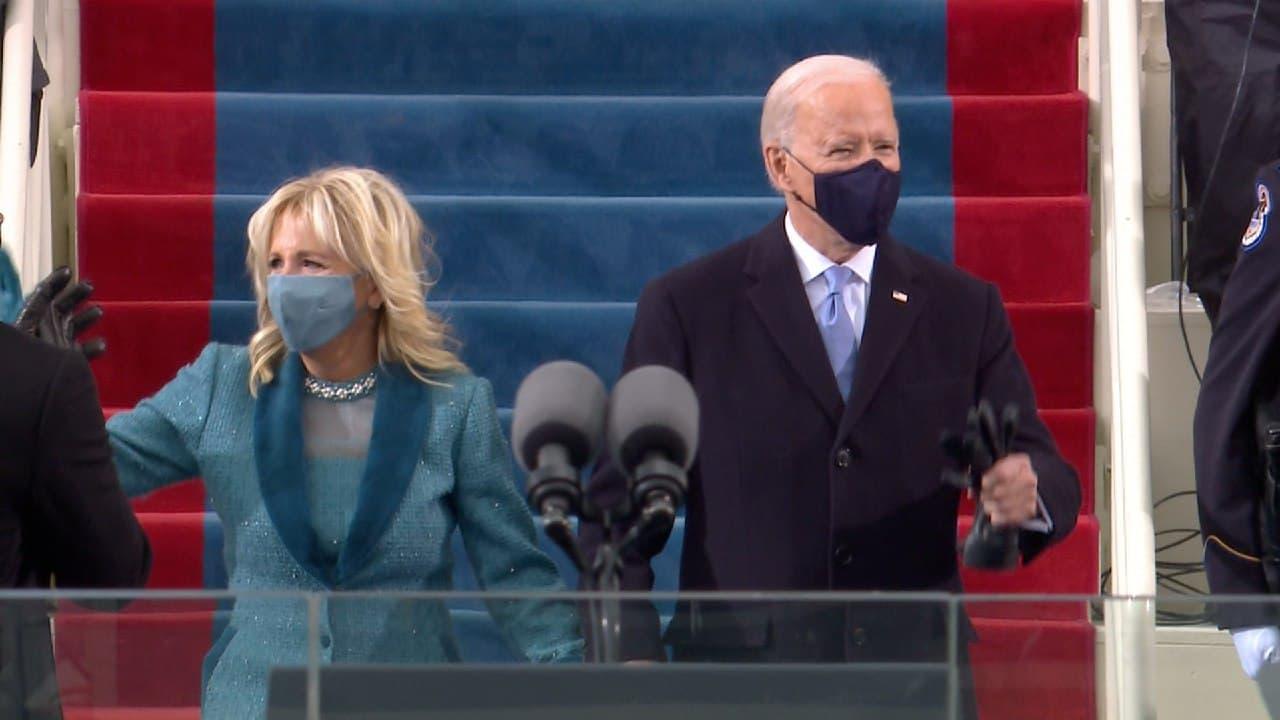 Офіційно президент: Джо Байден склав присягу глави держави - фото 2