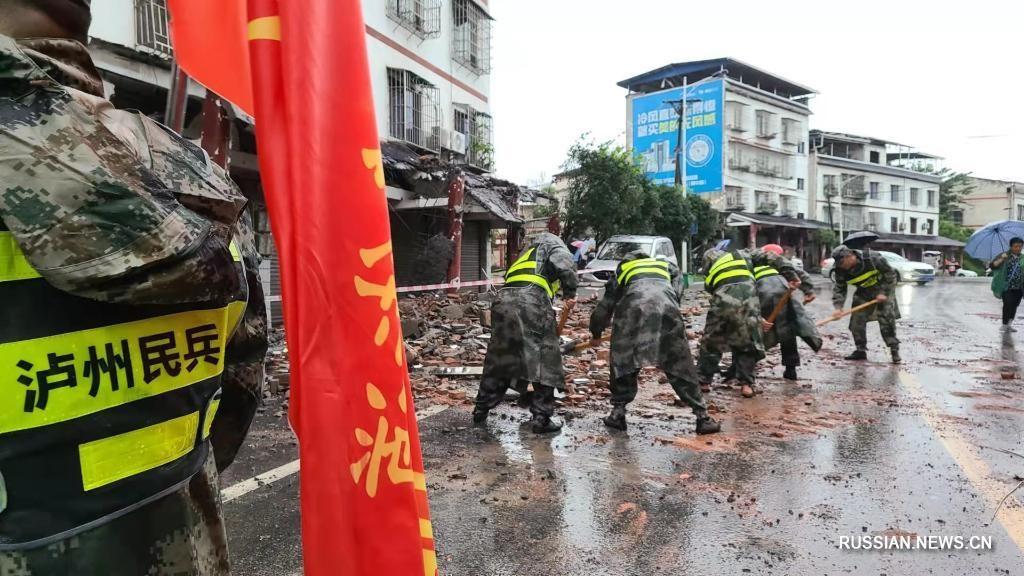 В Китае произошло сильное землетрясение: тысячи людей эвакуированы (ФОТО) - фото 2