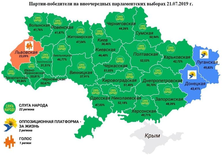 Выборы показали, что ОПЗЖ - партия не только юго-востока, а всей Украины - Медведчук - фото 3
