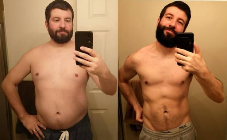 Вольові і цілеспрямовані: чоловіки, які захотіли і змогли схуднути (фото) - фото 7