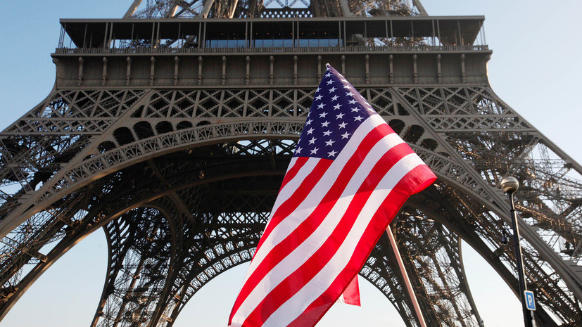 Австралийский заказ: как США и Франция углубляют раскол в НАТО