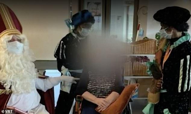 В Бельгии в доме престарелых после визита Санта Клауса умерли 23 человека  - фото 3