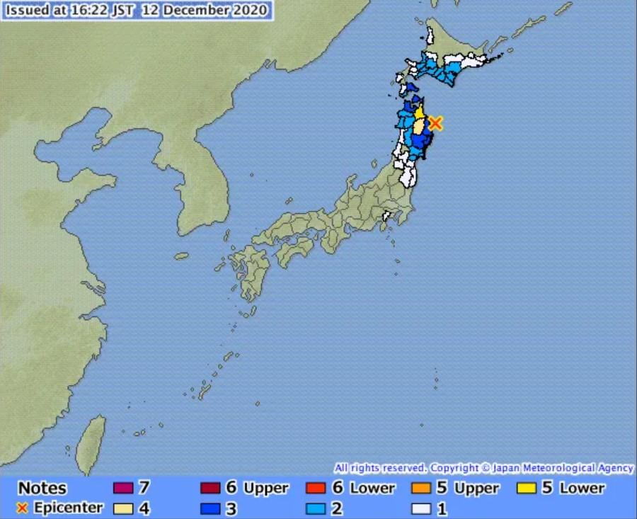 Пропало электричество и остановились поезда: в Японии произошло сильное землетрясение - фото 2