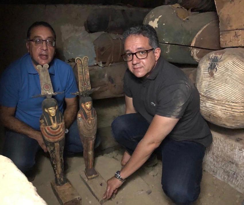 Египет готовится объявить о крупнейшем археологическом открытии (Фото) - фото 2