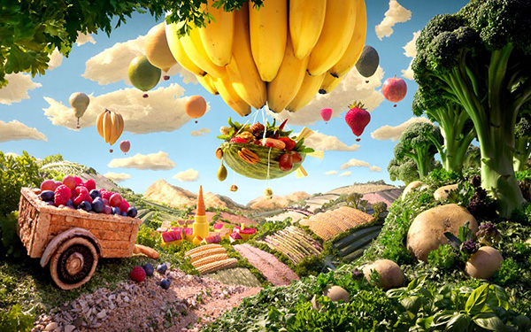 Еда как искусство: самые красивые блюда, которые вас удивят - фото 2