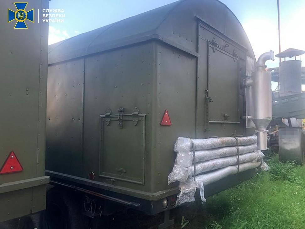 В Украину контрабандой пытались завезли три советских ЗРК стоимостью 110 млн грн - СБУ - фото 5