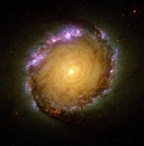 Ученые показали, как выглядит ядро галактики (ФОТО) - фото 2