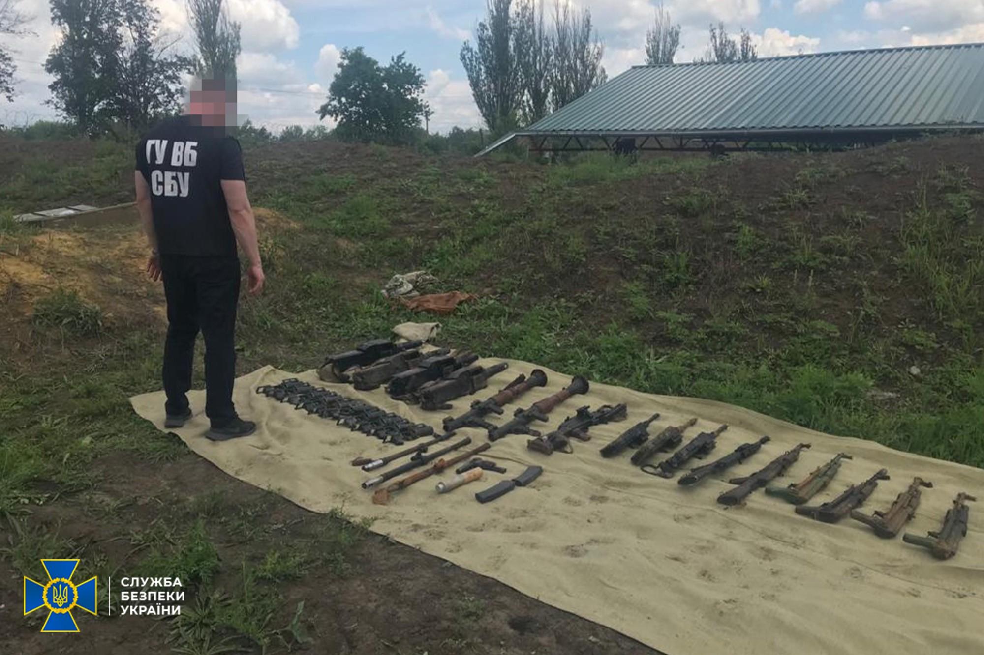 Военные пытались похитить оружие из воинской части - фото 2