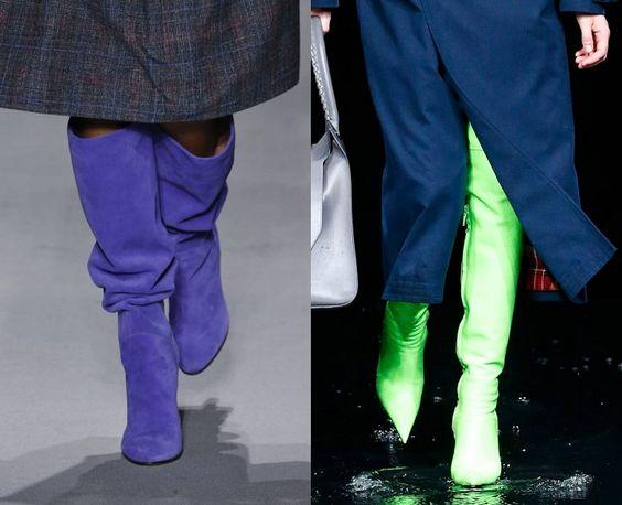 Что в тренде этой зимой - новинки обуви (фото) - фото 6