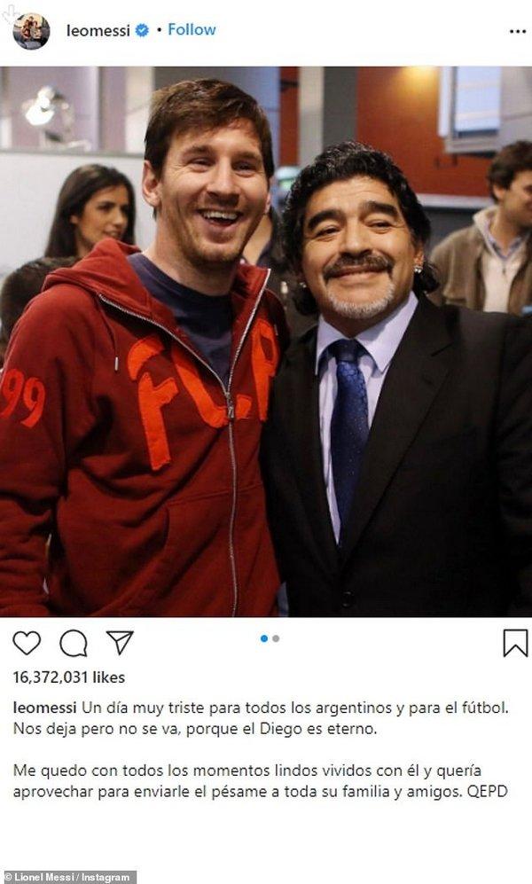 10 фото, которые собрали больше всего лайков в Instagram в 2020 году - фото 4
